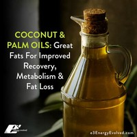 Palm and Coconut Oils