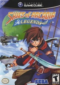 Skies of ​Arcadia​