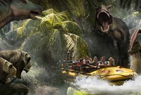 Jurassic Park: ​The Ride​