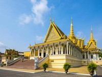 Preah Thineang Dheva Vinnichay (Throne Hall)