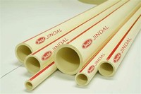 Chlorinated Polyvinyl Chloride Pipes or CPVC Pipes