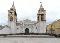 St. Jerome Cathedral, Ica