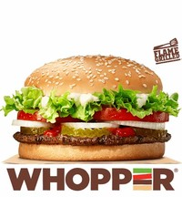 "Burger King ""Whopper"""