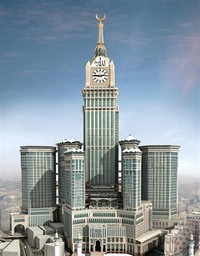 Makkah Royal ​Clock Tower​