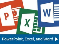 MS Office: Word, Excel, and PowerPoint