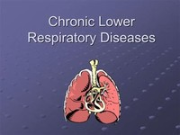 Chronic Lower Respiratory Disease