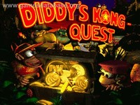 Donkey Kong ​Country 2: Diddy's Kong Quest​