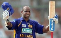 Sanath Jayasuriya (Sri Lanka) Image Source: ViewStorm