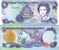 Cayman ​Islands Dollar​