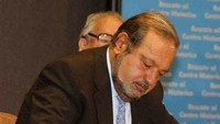 Carlos Slim Helu: $50 Billion