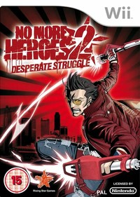 No More ​Heroes 2: Desperate Struggle​