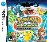 Pokémon ​Ranger: Shadows of Almia​