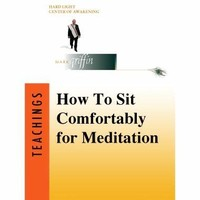 Sit or lie Comfortably