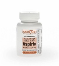 Pain Reliever: Aspirin OTC Brands: Bayer, Ecotrin