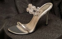 Stuart Weitzman Diamond Dream Stilettos