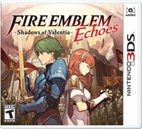 Fire Emblem ​Echoes: Shadows of Valentia​