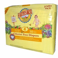 Earth's Best Chlorine-Free Diapers