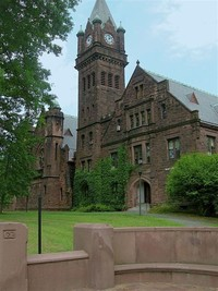 Mount ​Holyoke College​