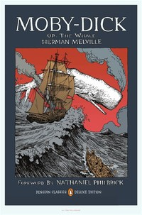 6 . Moby Dick by Herman Melville. ...