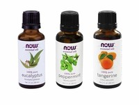 Eucalyptus or Peppermint oil