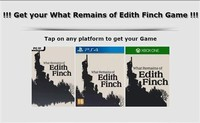What ​Remains of Edith Finch​