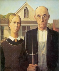 American ​Gothic​