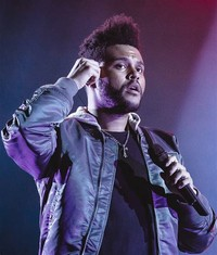 The Weeknd​