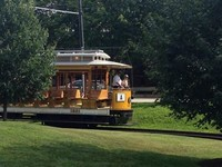 Lowell National Streetcar Museum