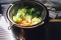 Steaming Veggies