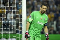 Gianluigi Buffon – Juventus Goalkeeper