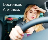Decreased Alertness