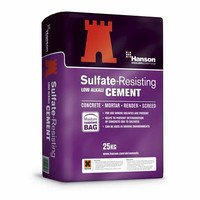 Sulfate Resisting Cement: