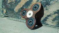 Top 10: Turbine EDC Hand Spinner Fidget Toy