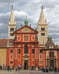 St. George's Basilica, Prague