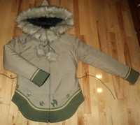 Anorak, Derived From Traditional Inuit Designs