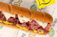 Subway: Footlong Big Hot Pastrami Melt