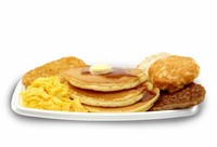 McDonald's: Big Breakfast With Hotcakes (1090 Calories)