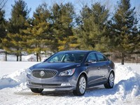 Large car: Buick LaCrosse