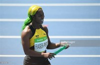 Shelly-Ann ​Fraser-Pryce​
