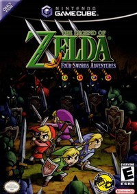 The Legend ​of Zelda: Four Swords Adventures​