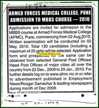 Armed Forces ​Medical College​