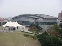 New Taipei City Xinzhuang Civil Sports Center