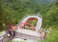 Zhongliao Skywalk