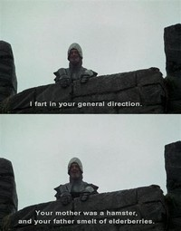 Monty Python ​and the Holy Grail​