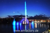 Multimedia Fountain Roshen