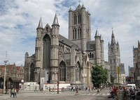 St Bavo's Cathedral, Ghent