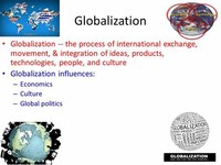 International Economic Integration With Global Production