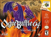 Ogre Battle ​64: Person of Lordly Caliber​