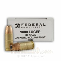 Jacketed Hollow Point (JHP)