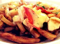 Cheesy Lobster Poutine